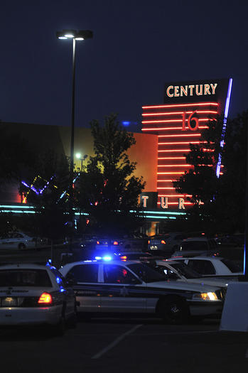 Century 16 movie theater