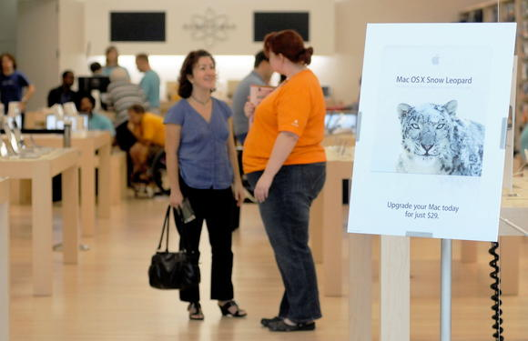 Apple Store to expand