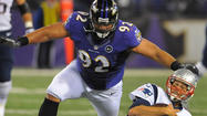 Haloti Ngata filling in Terrell Suggs' role as pass-rush specialist