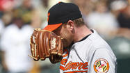 "Orioles left-hander <span class=""runtimeTopic"">Randy Wolf</span>  is dealing with elbow discomfort and could be lost for the remainder of the regular season and postseason, though he has not made a final decision on his immediate future."