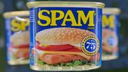 Etymology, the mystery of Spam and other deep questions