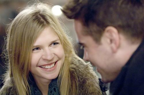 "<b>Fleur Delacour: Clemence Poesy</b><br> <br> Fleur Delacour is the Beauxbatons Academy's champion who competes in the Triwizard Tournament in "" <a class=""taxInlineTagLink"" id=""PEFCC000028"" title=""Harry Potter (fictional character)"" href=""/topic/entertainment/movies/harry-potter-%28fictional-character%29-PEFCC000028.topic"">Harry Potter</a> and the Goblet of Fire."" The actress played Frenchwoman Posey and romanced Colin Farrell in the Golden Globe-nominated hit man comedy ""In Bruges"" (pictured), and portrayed Natasha Rostov in the miniseries ""War and Peace."" She stars opposite Jim Sturgess in the thriller ""Heartless"" and has a small role in Danny Boyle's ""127 Hours."" Poesy also appeared with Rupert Friend and Forest Whitaker in the 2010 drama ""Lullaby for Pi"" before taking on some non-recurring TV roles."