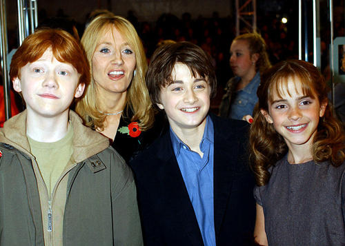 """<i>By Los Angeles Times Staff</i><br> <br> Can you grow out of being Harry Potter, beloved boy wizard, hero to billions of children? Unfortunately, you can, if you're not just a glint in J.K. Rowling's eye, a vision of her imagination. If you're actually flesh and blood like Daniel Radcliffe, who played Harry on-screen for ten years, mortality is a given. But, as Robert Pattinson has proven with """"Twilight,"""" there is life after """"Harry Potter."""""""