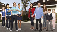 "Don't be afraid, ""The Neighbors"" means you no harm. ABC's new aliens-among-us sitcom traveled to our TVs simply to be silly."