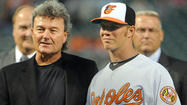 The Orioles didn't have to make any extra travel plans for their top minor-league award winners for the first time in 20-plus years.