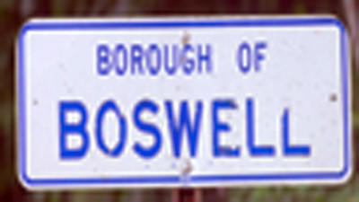 Boswell Borough to meet with absent council member, Floyd Naugle