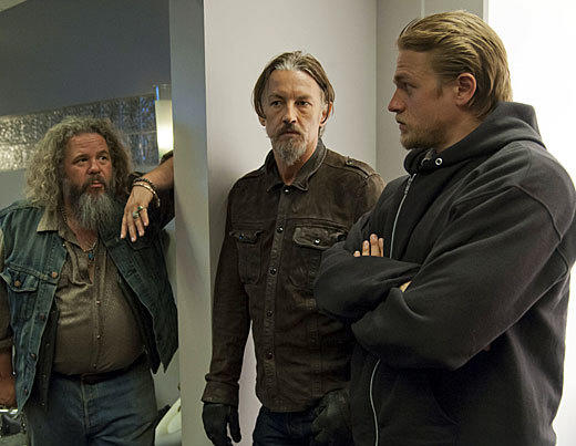 'Sons of Anarchy' Season 5: Authority Vested