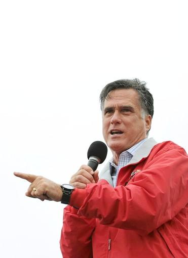 A civil war is brewing within the Republican Party between two familiar factions: the party establishment and the right-wingers. It's all about Mitt Romney's stumbling campaign, they say. But it's really about the party's soul.