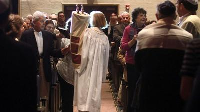 Different congregations join for Yom Kippur