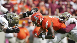 Cincinnati presents challenges to refocused Virginia Tech defense