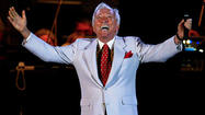 Andy Williams dies at 84; 'Moon River' singer