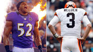 Sun staff predictions: Ravens vs. Browns