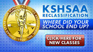KSHSAA announces new classifications for 2012-13 school year