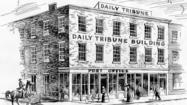 Photos: Tribune Company history