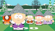 'South Park' returns with football-themed 'Sarcastaball'