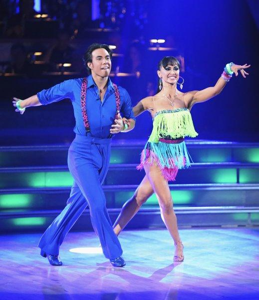 """From former champions to fan favorites, including a celebrity voted in by fans, the All-Star cast along with their professional partners returned to the ballroom on the season premiere of """"Dancing with the Stars: All-Stars."""""""