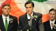 "Mitt Romney: ""I Used To Think That Becoming Rich And Famous Would Make Me Happy, Boy Was I Right"" (VIDEO)"