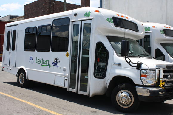 Lextran pilot program pushed back to October