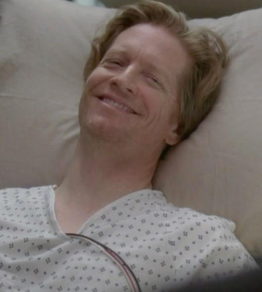 'Grey's Anatomy' Goodbyes: The 11 most traumatic exits: William was a serial killer on death row who got shanked. Seeing as hed killed five women and seemed to have no remorse (and was headed for a lethal injection), Derek wasnt exactly psyched about treating the patient. Upon hearing that Dunn was a perfect match for a young patient in need of a transplant, even Bailey considered leaving him for dead on the operating table in order to harvest his organs. Dunn even tried to brutally kill himself in the hospital -- by bashing his own brains in -- so that the young boy could benefit from his death. No dice, though... Dunn was killed via lethal injection. Meredith attended his execution. His viable organs were wasted.