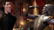 Put a stake in 'Hotel Transylvania' ★