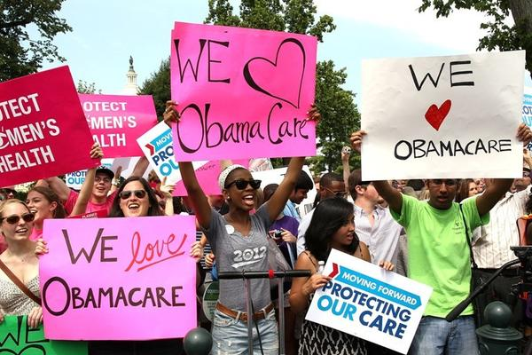 The Patient Protection and Affordable Care Act, better known as Obamacare, was upheld by the Supreme Court.