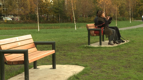The State Legislature donated $50,000 to the Anchorage Park Foundation for the project. 3 benches have been installed at the Cuddy Family Park in remembrance of the African American Army Engineers of the 93rd, 95th, and 97th who built the ALCAN highway during World War 2.