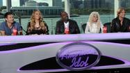 "If the producers of ""American Idol"" were hoping for judges who would shed a tear on camera, they got it in pop star Mariah Carey and country singer Keith Urban. The two new judges admitted during a press conference Wednesday at the Adler Planetarium — where auditions for the Fox singing competition took place — that they got emotional listening to aspiring singers in Chicago."