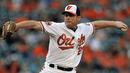 The Orioles will be without left-hander Randy Wolf for the remainder of the season.