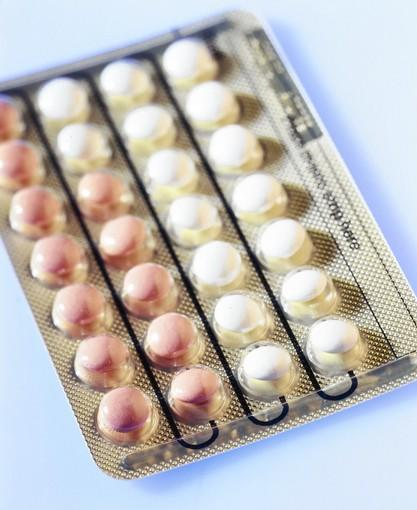 Female contraceptive pills