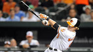 Orioles launch season-high six homers against Blue Jays