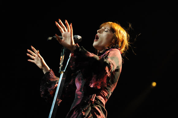 Florence and the Machine play the BB&T Center.