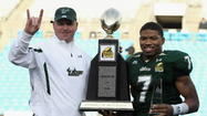 Remember Ann Bowden's Bowden Bowl? Well, Jennifer Holtz, wife of USF coach Skip Holtz, will have a similar version of it Saturday when two schools near and dear to her will square off at Raymond James Stadium in Tampa.