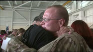 Indiana Guard unit that lost 6 back from Afghanistan