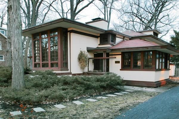 A Prairie Style house at 1318 Isabella St. in Wilmette was expected to be pulled from the market and demolished last month, but is currently being rented, giving preservationists hope it may survive.
