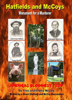 Fred and Sheila McCoy of Hustonville, descendants of both the Hatfields and McCoys, have written a book about the most famous family feud in the nation¿s history.