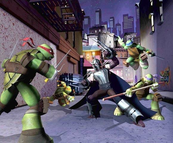"A hipper version of ""Teenage Mutant Ninja Turtles,"" a hugely popular cartoon franchise in the '80s and '90s, is the latest effort by Nickelodeon to combat a ratings plunge."