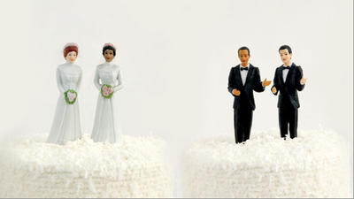 When It Comes To Celebrating Marriage Equality, No Two Weddings Are The Same