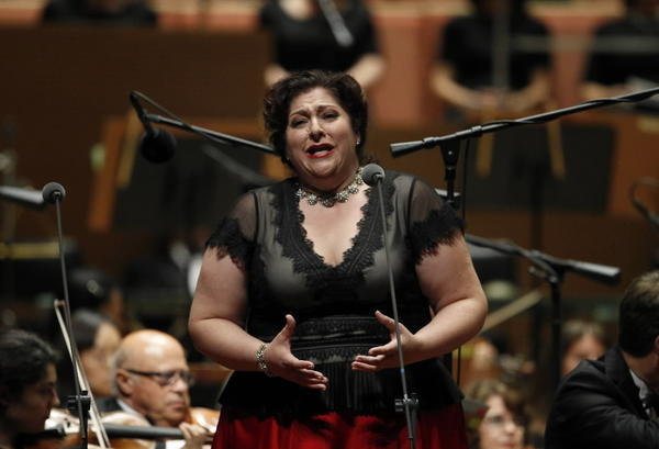 At Lyric Opera performances, you always wonder how a performer without a microphone can fill a hall with the sound of his or her voice. Opera Up Close gives you the chance to sit onstage with Lyric Opera stars as they perform arias from various operas. Seating is (obviously) limited, but as the Lyric's opening night approaches, this taste of the upcoming season should be a blast. <br><br><b> Why go: </b>Operatic voices are remarkable instruments. <br><br><b> Reconsider:</b> You'd rather have the full spectacle at the opera house. <br><br><b> 4 p.m. Sunday, Performing Arts Center at Governors State University, 1 W. University Parkway, University Park. $35; 708-235-2222 or centertickets.net </b>
