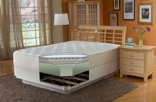 Inspirational Sealy products such as this mattress will soon fall under the corporate umbrella of Tempur
