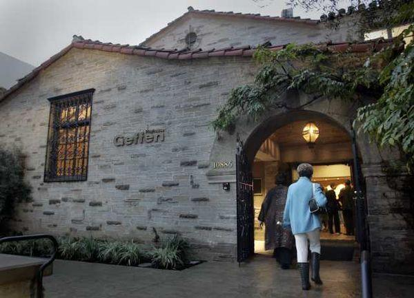 The Geffen Playhouse, in the Westwood neighborhood of Los Angeles, is offering a limited number of complimentary tickets to active-duty military personnel, veterans and their families as part of a nationwide program.