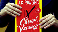 "It's hardly shocking that the most fully realized characters in ""The Casual Vacancy,"" J.K. Rowling's first novel for adults, are the youngest."