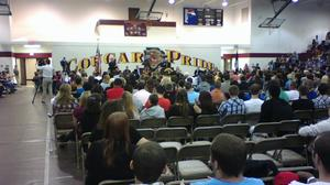 Pulaski County students rewarded with cash for SOL success