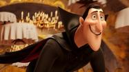 """Hotel Transylvania"" will suck the life out of its rivals at the box office this weekend, as the animated monster flick is set to dominate ticket sales."