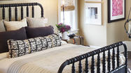 Ryan Brown guest bedroom