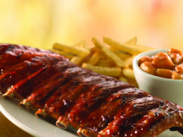 Chili's Baby Back Ribs