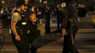 The mass arrests of Occupy Chicago demonstrators that city leaders held up as a model for how to respect protesters' rights has been ruled unconstitutional and tossed out of court by a Cook County judge.