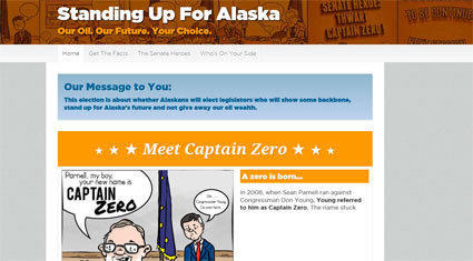 Alaska Democrats Standing Up For Alaska