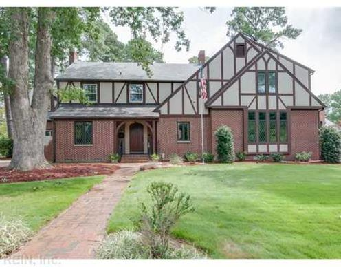 This home at 7434 Glencove Place in Norfolk is listed for $1,232,000.