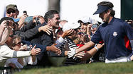Photos: Medinah hosts 2012 Ryder Cup