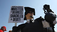 One in five households burdened by student debt, a record